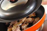 フライパンで焼き鳥風の作り方10