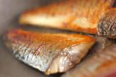 塩サバの黒七味焼きの作り方3