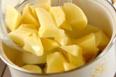 ツナとジャガイモのフレッシュトマト煮の作り方2