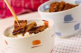 穴子丼の作り方3