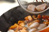 即席!低カロリー親子丼の作り方1
