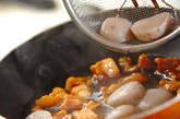 即席!低カロリー親子丼の作り方3