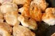 鶏肉ソテートマトソースの作り方1