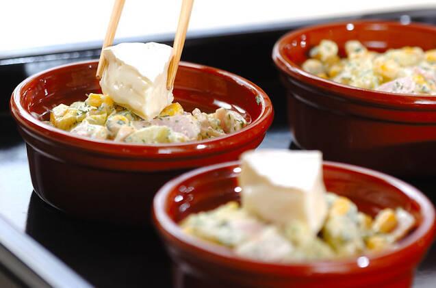 簡単ポテトチーズ焼きの作り方の手順6
