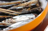 塩サンマのフライパン焼きの作り方2