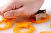 七夕のお素麺の作り方の手順2