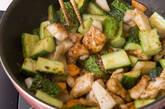 カリカリ野菜炒めの作り方3