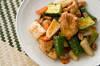 カリカリ野菜炒めの作り方の手順