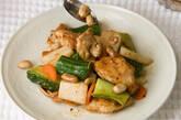 カリカリ野菜炒めの作り方4