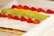 フルーツロールケーキの作り方10