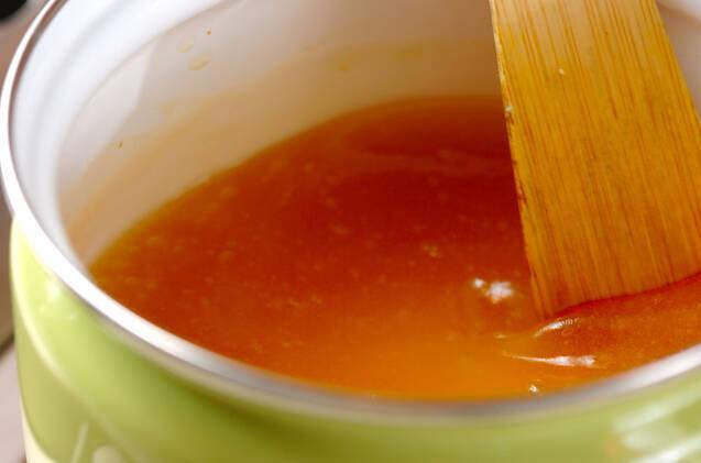 あんかけオムレツの作り方の手順4