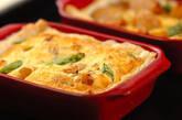 肉ジャガリメイク☆簡単キッシュの作り方7