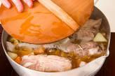 スペアリブの煮物の作り方9