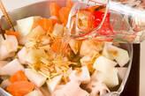 スペアリブの煮物の作り方8