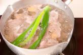 スペアリブの煮物の下準備1