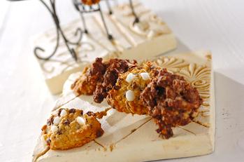 塩チョコクッキー&ワッフルシュガークッキー
