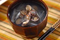 シジミ大根汁