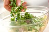 砂肝サラダの作り方1