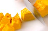 カボチャのミルクスープの作り方1