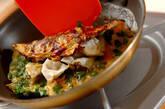 オムレツ餃子の作り方2