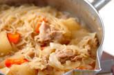豚肉ジャガの作り方10