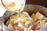 豚肉ジャガの作り方8