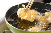 サツマイモの天ぷらの作り方5