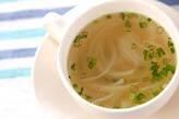 玉ネギのスープ