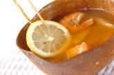 ゴボウのエスニックスープの作り方6