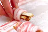ゴボウの豚ロール焼の作り方5