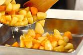 リンゴと柿のパイの作り方5