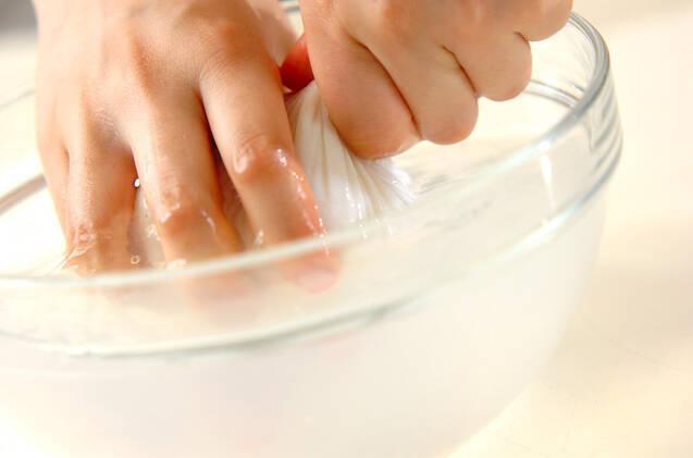 おからの満点サラダの作り方の手順1