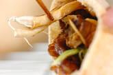 キノコのピタサンドの作り方4