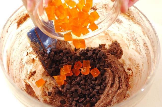 チョコレートケーキの作り方の手順9
