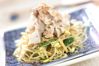 ナムル風サラダ