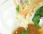 ナムル風サラダの作り方2