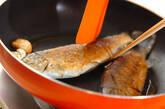 ニジマスと野菜のハーブ焼きの作り方9