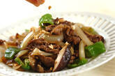 牛薄切り肉のソース炒めの作り方9