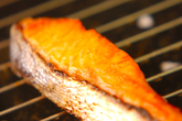 焼き塩鮭セットの作り方1