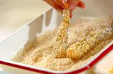 カキとエビのフライ・タルタルソースの作り方1