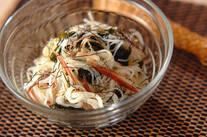 ミョウガのサッパリひとくち素麺