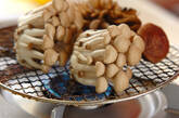 焼きキノコのお浸しの作り方3