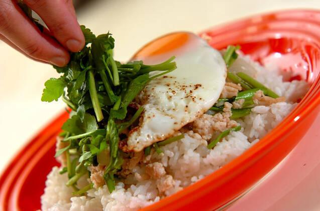 大根とセリのベトナムご飯の作り方の手順7