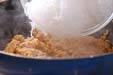春雨と鶏ひき肉の炒め物の作り方の手順9