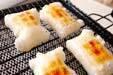 おすましのお雑煮の下準備5