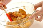 枝豆入りエビ揚げ団子の作り方6
