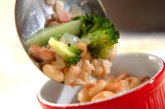 白インゲン豆のスープ煮の作り方の手順9