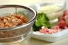 白インゲン豆のスープ煮の作り方の手順1