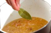 白インゲン豆のスープ煮の作り方2