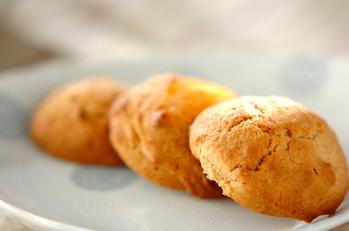 きな粉メープルクッキー